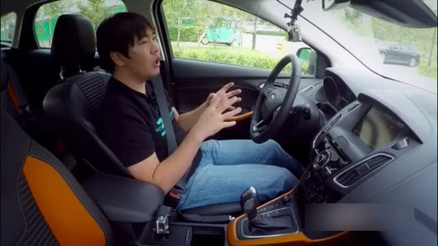 东侨驾校百科:驾校太坑爹!自动挡汽车原来是这么开的!
