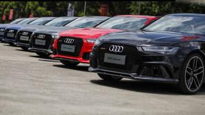 与中庸决裂 试驾Audi Sport三款高性能车