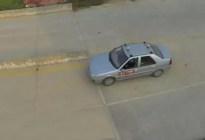 科二考试全真模拟——坡道停车起步