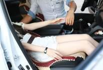 学驾心得:论颜值在学车中的重要性:美女累了没 我给你揉揉