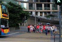 经验交流:通过人行横道