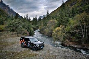 无惧高原挑战 川西藏区体验路虎全系SUV