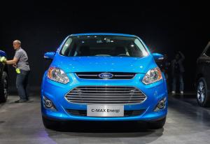 福特C-MAX燃料消耗信息曝光