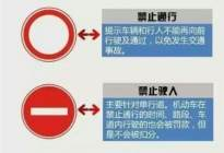 经验交流:易混淆的交通标志标线大盘点