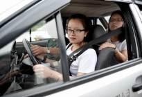 简单粗暴的直线行驶考试技巧,你学会了吗?