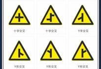"""快速记忆科一最难的""""交通标志""""题!"""