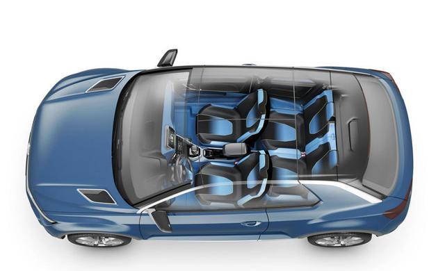 本田想超大众没门,大众推13万新SUV,众泰途观哭了高清图片