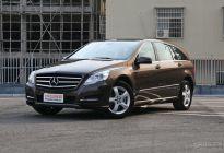 奔驰R级新增3款臻藏版 售59.8-78.8万元
