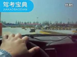 模拟高速公路停车取卡