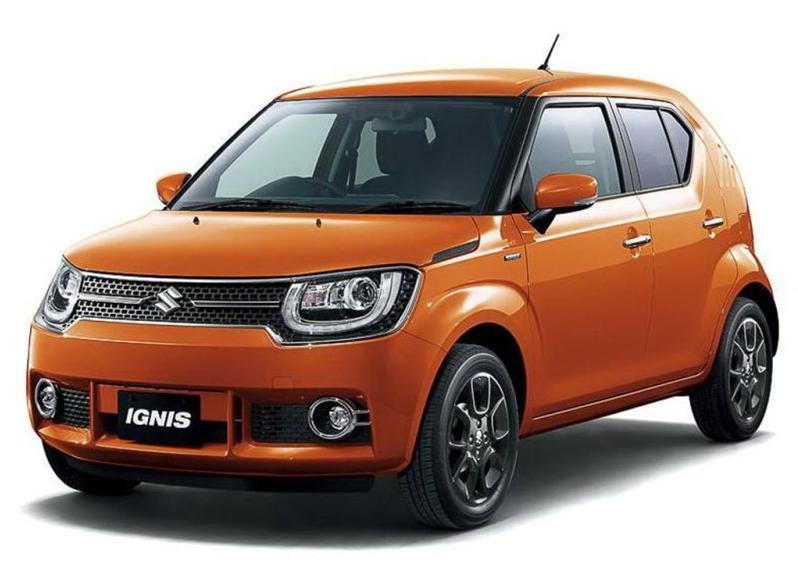 长安铃木将推全新小型SUV高清图片