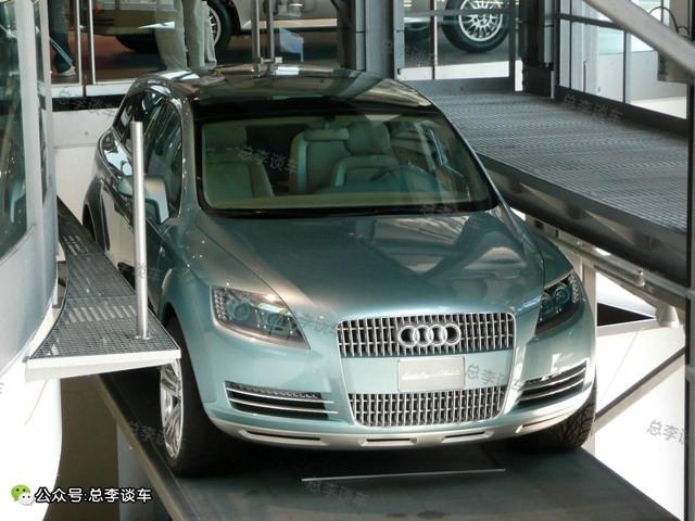 奥迪派克峰到底多少钱 这车真的价值2亿多吗高清图片