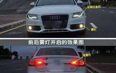 【自媒体】赶紧收!史上最全汽车车灯图解_汽车