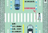 汽车如何通过人行横道(斑马线)?
