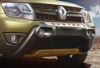 雷诺Duster平行进口版上市 售19.98万元