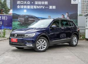 首推330TSI 四驱创睿型 全新大众Tiguan购车手册