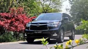 合资与自主中型SUV如何选?传祺GS8 PK丰田汉兰达