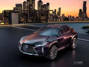 将推UX/RXL! 曝雷克萨斯明年SUV计划