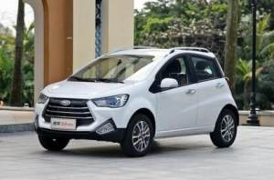 最便宜SUV上市,3万就能入手,你还买电动车、QQ吗