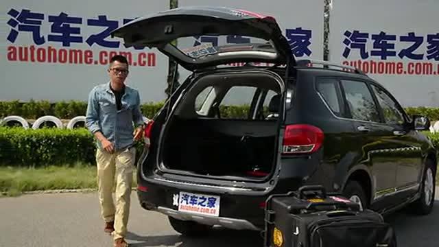 学驾心得:SUV性能大PK(四)