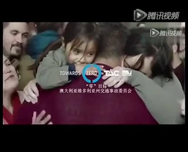 学驾心得:国外交通安全催泪短片,只有1分钟却震撼世界!看到第45秒我忍不住哭了……