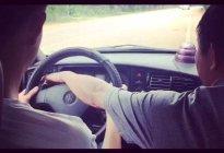 经验交流:科目二倒进车位是绝招,掌握方向