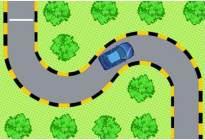 畅通驾校百科:最笨却也非常实用的曲线行驶方法