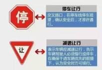 驾驶技巧:老司机们,这份交通标志试题,你能答对多少?