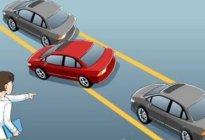 宏安驾校:侧方停车压线解决方法解析
