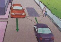 学驾心得:科目三考试如何会车 科目三考试会车技巧
