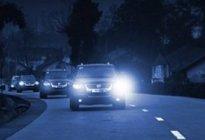 学驾心得:晚上开车用灯有哪些注意事项