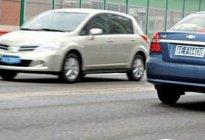 安达驾校百科:会车的时候有哪些技巧