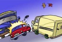 驾驶技巧:哪些情况容易造成汽车追尾