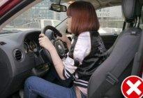 大众驾校百科:长途驾驶舒适的开车姿势