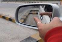 经验交流:驾考科目二考试后视镜怎么调整