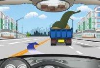 驾驶技巧:科目三考试超车步骤解析