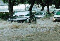 安顺驾校百科:台风天驾车注意事项