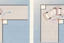 驾驶技巧:直角转弯的正确练习方式 直角转弯怎么练习
