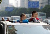 经验交流:儿童乘车有哪些易犯的错误
