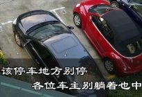 驾驶技巧:停车要注意哪些问题