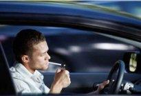 路通驾校:男性开车有哪些不良习惯