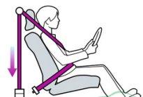锦江驾校:汽车安全带的正确系法