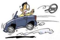 锦江驾校:新手开车要怎么刹车