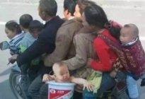 安力驾校百科:多坐一个婴儿算超载吗