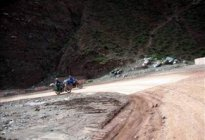 北方驾校百科:山区路面开车要注意什么