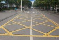 抚顺驾校百科:常见的道路标线解析