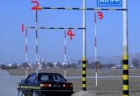 安达驾校百科:科目二侧方位停车技巧方法秘籍