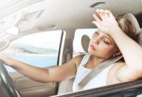 学驾心得:开车犯困应该如何预防