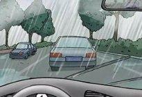经验交流:科目二考试当天下雨怎么办