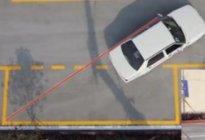 驾驶技巧:侧方停车各个步骤要点讲解