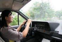 经验交流:女性开车有哪些驾驶好习惯